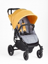 Valcobaby Snap 4 Original Dove Grey incl. Canopy sunset