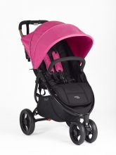 Valcobaby Snap 3 Original Black incl. Canopy fuchsia