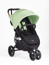 Valcobaby Snap 3 Original Black incl. Canopy green