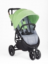 Valcobaby Snap 3 Original Dove Grey incl. Canopy green