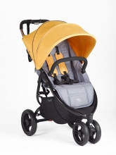 Valcobaby Snap 3 Original Dove Grey incl. Canopy sunset