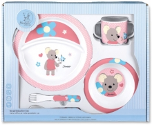 Sterntaler Childrens dinner set Mabel