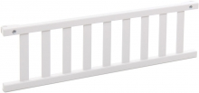 Tobi babybay Grid slate white painted wood for Maxi Advance