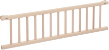 Tobi babybay Grid untreated wood for Boxspring XXL