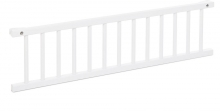 Tobi babybay Grid white painted wood for Boxspring XXL