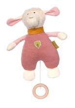 Sigikid Musical toy sheep Green Collection