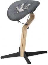 Nomi Baby Base rocker black