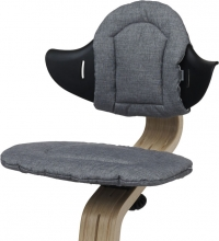 Nomi Highchair cushion Dark Grey
