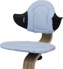 Nomi Highchair cushion Pale Blue