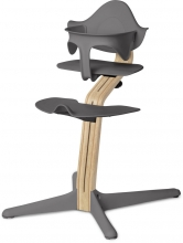Nomi Highchair grey