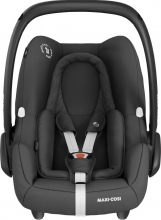 Maxi Cosi Rock Essential Black