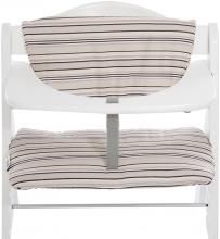 Hauck Highchairpad Deluxe multicolor beige