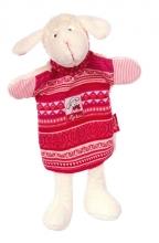 Sigikid 39276 Hand Puppet-Comforter Schnuggi sheep