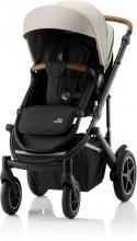 Britax Römer SMILE III Pure Beige ESSENTIAL BUNDLE (Stroller + seat + carrycot)