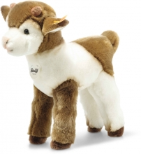 Steiff Goat Zenzi 27cm brown/white