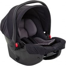 Graco Baby car seat SnugEssentials i-Size Midnight Black (Group 0+)