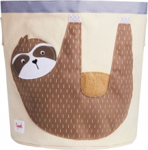3sprouts Storage basket sloth