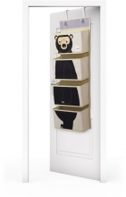 3sprouts Wall storage unit bear