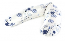 Theraline Nursing pillow Original design 57 Flower tendrils