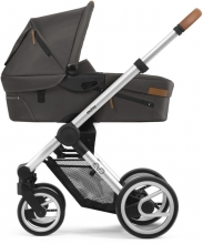 Mutsy Evo Urban Nomad Stone Grey 2020 incl. carrycot, seat and frame