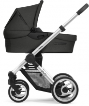 Mutsy Evo Bold Shadow 2020 incl. carrycot, seat and frame