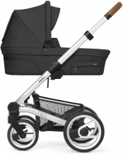 Mutsy NIO Adventure Deep Earth incl. carrycot, seat and frame 2020