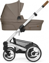 Mutsy NIO Adventure Dune Grey incl. carrycot, seat and frame 2020