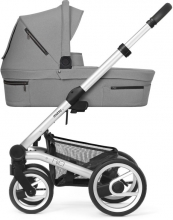 Mutsy NIO Journey Ice Grey incl. carrycot, seat and frame 2020