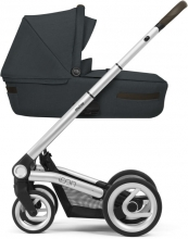 Mutsy ICON Legend Deep Water incl. carrycot, seat and frame 2020