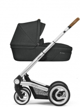 Mutsy ICON Vision Urban Grey incl. carrycot, seat and frame 2020