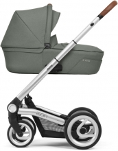 Mutsy ICON Vision Jade Green incl. carrycot, seat and frame 2020