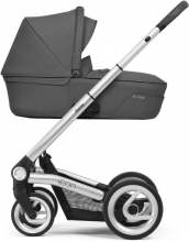 Mutsy ICON Vision Titanium Grey incl. carrycot, seat and frame 2020