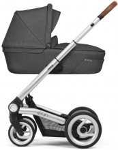 Mutsy ICON Vision Smokey Grey incl. carrycot, seat and frame 2020