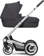 Mutsy ICON Legend Thundersky incl. carrycot, seat and frame 2020
