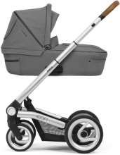 Mutsy ICON Balance Granite incl. carrycot, seat and frame 2020