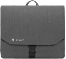 Mutsy Diaper Bag ICON Vision Titanium Grey