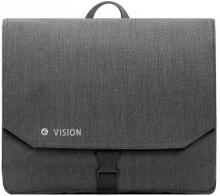 Mutsy Diaper Bag ICON Vision Smokey Grey