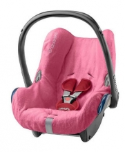 Maxi-Cosi summer cover pink for Cabriofix and Citi SPS