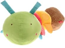 Sigikid Activity pillow Caterpillar PlayQ