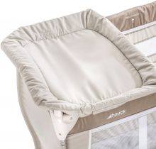 Hauck Babycenter travel cot Friend