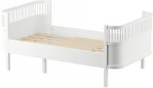 Sebra Das Sebra Bett - Junior & Grow - Birkenholz classic white