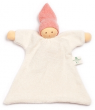 Nanchen Natur Cuddle cloth light pink