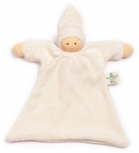 Nanchen Natur Cuddle cloth natural