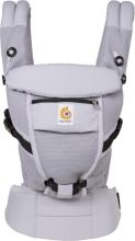 Ergobaby carrier Adapt collection Cool Air Mesh - Lilac Grey