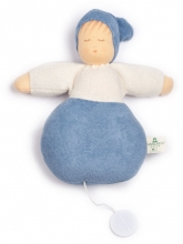 Nanchen Natur Musical toy Sleep well blue