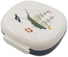 Sebra Lunch box with divider Seven Seas