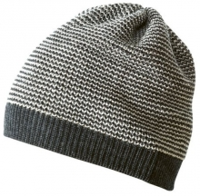 Disana Beanie size 2 anthracite grey