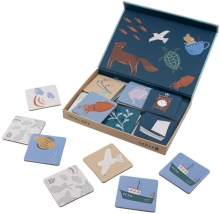 Sebra Memory game with 15 pairs Seas/Daydream