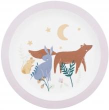 Sebra Melamine plate Daydream