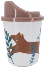 Sebra Melamine sippy cup Daydream